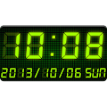 App LED clock widget -Me Clock APK for Windows Phone