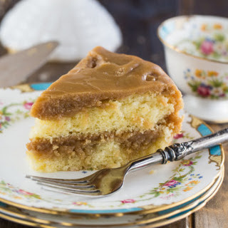Southern Butter Caramel Cake Recipes