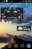 Screenshot of Barometer Prime