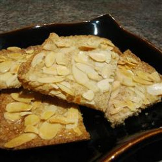 Butter Almond Thins Recipes
