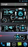 Screenshot of K-Turbo Reward Theme GOWeather