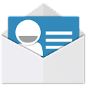 bizCard Manager/SMS MMS vCard icon