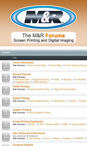 M R Forums