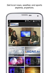 KGNS News - screenshot