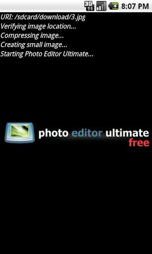 Photo Editor Ultimate Free