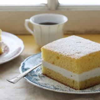 Sponge Cake Filling Recipes