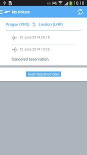 Fly Fly App Online air tickets - screenshot