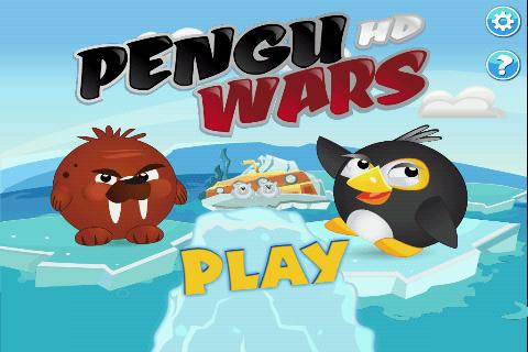 Pengu Wars HD