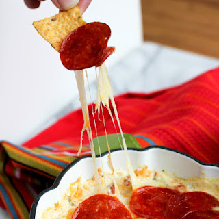 Hot Pizza Dip Pepperoni Recipes