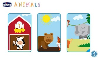 Screenshot of Chicco Animals