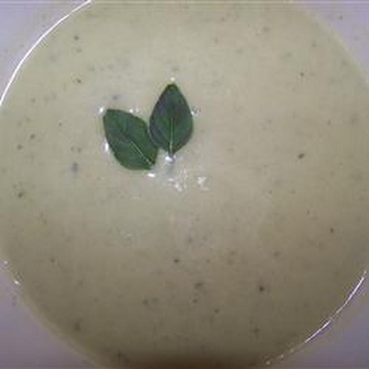 Zucchini Bisque