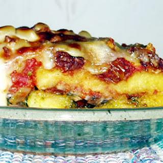 Vegetarian Polenta Lasagna Recipes