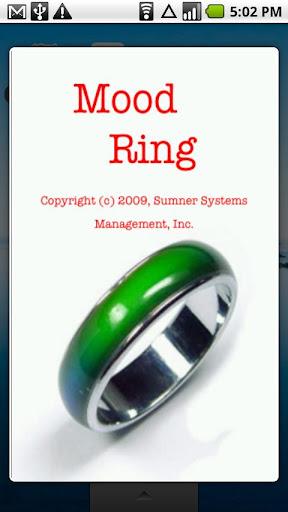【免費休閒App】Mood Ring-APP點子