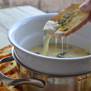 The Art of Cheese — Aged Havarti Fondue with a Twist