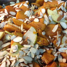 Baked Sweet Potato & Apple