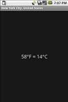 Screenshot of LocalTemp
