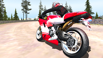 Screenshot of Arctic Rider