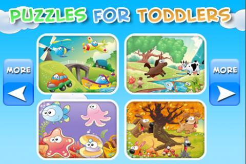 玩教育App|Puzzles For Toddlers Kids Game免費|APP試玩