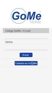 GoMe | GoMe MyData mobile - screenshot