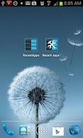 Screenshot of Recent Apps Quick Button