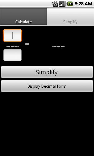 Fraction Calculator no ad