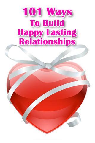 Happy Lasting Relationships