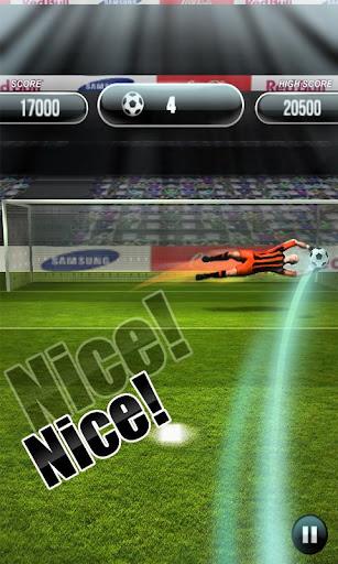 World Cup Penalty Shootout - screenshot