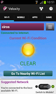 App WiFi | Mobile Network Speed apk for kindle fire