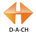 NAVIGON DACH icon