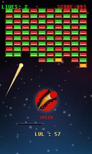 玩街機App|空間磚斷路器 Space Bricks Breaker免費|APP試玩