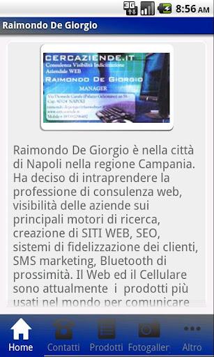 玩商業App|Raimondo De Giorgio免費|APP試玩