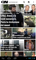 Screenshot of Quotidiano.net