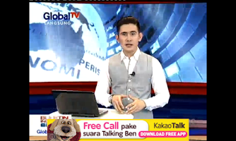 Screenshot of Aplikasi TV Indonesia Online