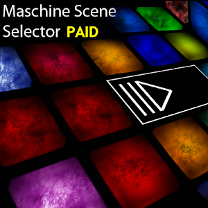 Maschine Scene Selector PAID