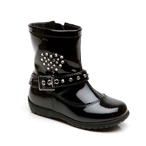 Lelli Kelly Diamante Heart Boot TODD BOOT