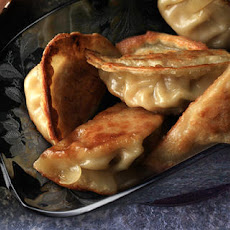 Pork and Shrimp Pot Stickers