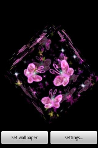 3D童話蝴蝶