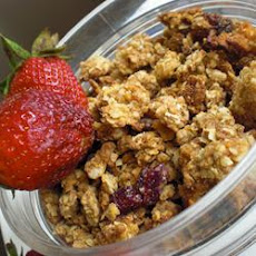 Ultimate Irresistible Granola
