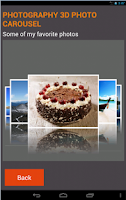 Screenshot of 3D Photo Carousel For Facebook