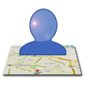 Friends Map icon