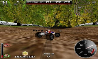 Screenshot of Buggy RX Free