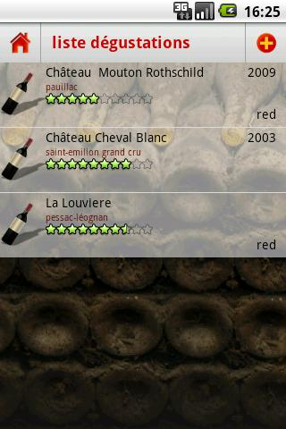 123Cellar wine notes tracker