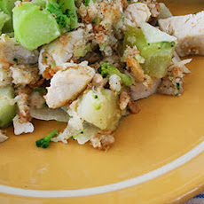 Broccoli-Chicken Casserole