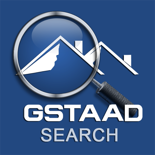 Gstaad Real Estate Search LOGO-APP點子