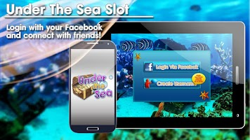 Screenshot of Under The Sea - Slot