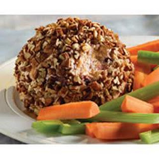 PHILLY Maple Nut Cheese Ball
