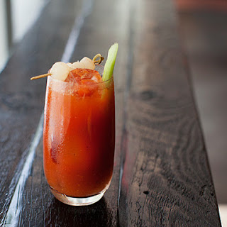 North End Grill's Bloody Smoky