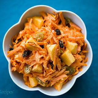 Carrot Apple Raisin Salad Recipes