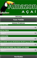Screenshot of Amazon Açaí