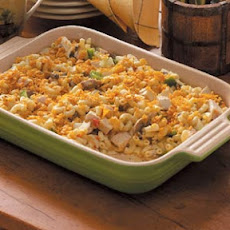 Chicken Church Casserole